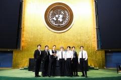 BTS、国連総会で演説&PTD披露