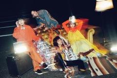 Wiennersゴーストパーティーチューンな新曲「FACTION」10/20リリース