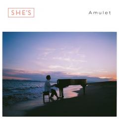 SHE'S、ニューアルバム『Amulet』リリース