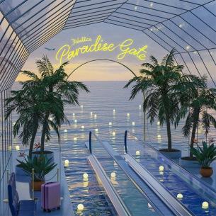 HALLCA 2年ぶりの2ndAL『PARADISE GATE』11/24リリース