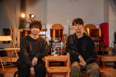 折坂悠太と三浦大知による『心理』を巡る対談をスペシャで放送