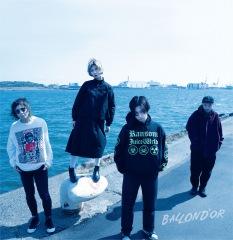 BALLOND'ORが海外盤LPの曲目リストを公開