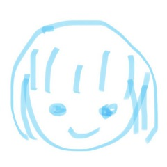 yumegiwa last girl、夢際沙良さんの似顔絵がキュート