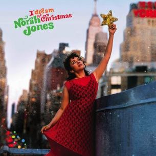 ノラ・ジョーンズがキャリア初クリスマスAL『アイ・ドリーム・オブ・クリスマス』本日発売