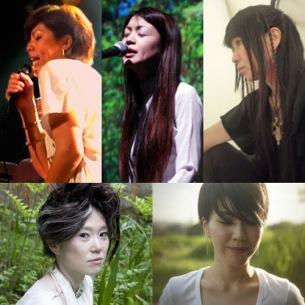 80年代歌謡曲が純・和製レゲエに。中納良恵、武田カオリらも参加