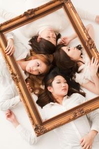 平成生まれのガールズ・バンド、虚弱。が渋谷WWWでワンマン