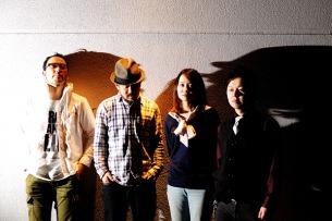 関西屈指のインスト・バンド、middle9が3年8ヵ月ぶりの新作を発表