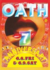 渋谷OATH7周年祭にMoodman、瀧見憲司、DJ Nobuら