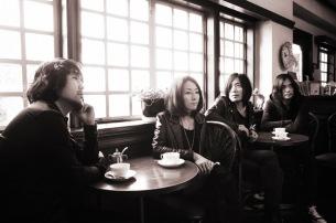 日本が誇るインストバンドMONO、フジロック後日本で単独公演