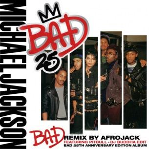 マイケル・ジャクソン『BAD』25周年を祝い、ピットブルが〈第三の言語〉でRMX