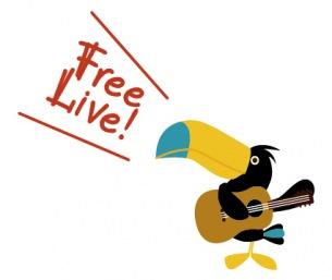 青山が舞台の無料ボサノヴァ・イヴェントにnaomi & goro、トゥリッパ・ルイスら