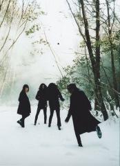 THE NOVEMBERS、1年3ヶ月ぶりの新作は6曲入りEP