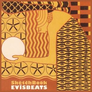 EVISBEATS、未発表のラップ曲2曲を含むミックスCD『SketchBook』を11月にリリース