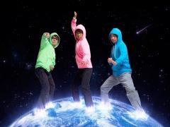 民生&真心の新バンド、地球三兄弟がデビューアルバムを来年元旦、初日の出と共にリリース!