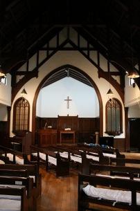 静謐な空間を楽しむ教会ライヴが下北沢で開催