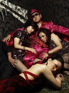 赤裸々ファンク・バンド、面影ラッキーホールがオフィシャル・サイトの管理人を募集中