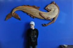 遠藤ミチロウ、五島列島グルメを堪能。――しょうもにゅーす