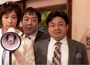 高木ブー似!? ハマケン、映画『体脂肪計タニタの社員食堂』に副社長役で出演