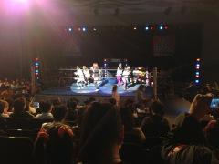 Especiaメンバーが大阪プロレスで華麗に技披露&「パーラメント」MV公開