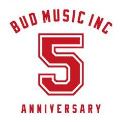 Soft、Nabowa、長谷川健一ら所属のbud musicが5周年記念祭を開催