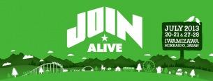 〈JOIN ALIVE〉第4弾で七尾旅人、HAPPY BIRTHDAY、YO LA TENGOら39組
