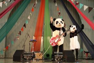 〈第2回パンダ音楽祭〉パンダをかぶったオオカミたち!? が個性豊かに感性を競う――OTOTOY最速レポ