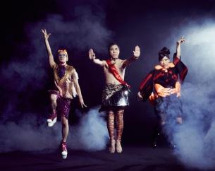 モーモールルギャバン、9月にシングル発売、秋のワンマン・ツアーも決定