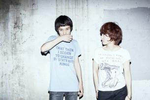 KETTLES、メンバー2人のみで制作した初のミニ・アルバム『grind』を発売