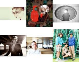電子音響の新たな祭典〈EMAF TOKYO 2013〉にweg、Fennesz、環ROYら