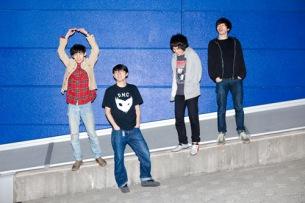 快速東京、3rdアルバムを来年1月にリリース、渋谷クアトロでのワンマンも決定