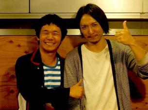 劔樹人(あら恋)×森大地(Aureole)による音楽マネージメント対談が実現