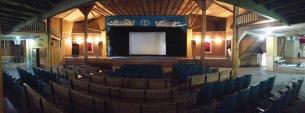 渋さ、沖縄最古の映画館でライヴ!