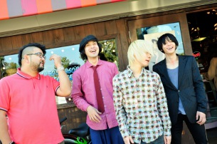 OverTheDogs、ミニ・アルバムのリリース&名阪でのワンマン・ライヴ追加を発表