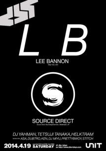 リー・バノン x ソース・ダイレクト来日——ドラムンベースは新たな波へ