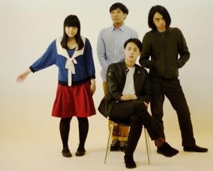 昆虫キッズ、5月にニュー・アルバム『BLUE GHOST』リリース決定