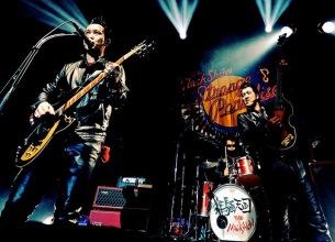 ザ・マックショウ、『狂騒天国』ツアー・ファイナルを東京キネマ倶楽部で開催