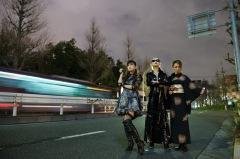 ツリメラ、記者会見にて新作&渋谷WWWでのライヴ開催も発表―OTOTOYライヴ・レポート