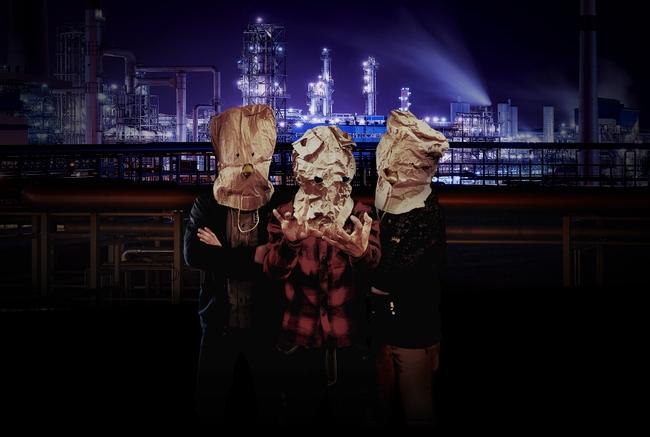 紙袋バンド・INPOが新MV公開! SALTY DOG、蟲ふるう夜らとイベントも