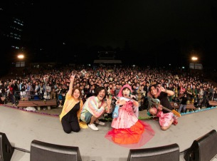 SEBASTIAN XがWienners、大森靖子、チャランポを迎え2マン・ツアー開催