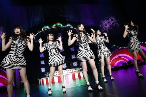9nine、新アルバム『MAGI9 PLAYLAND』リリースを中野サンプラザで発表