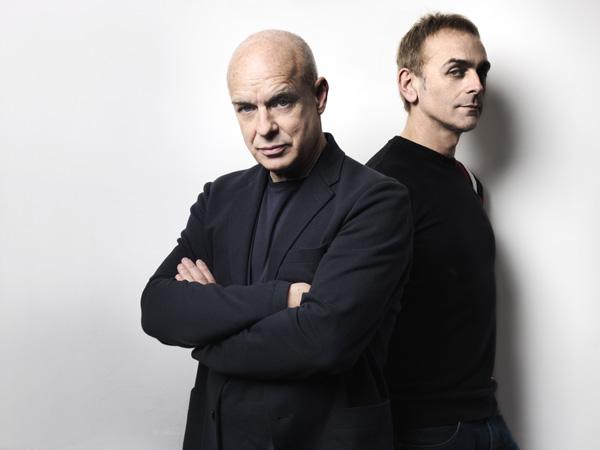 ブライアン・イーノ&カール・ハイド・コラボ、全曲試聴開始!