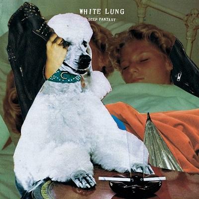 フジロック出演決定! ホワイト・ラングの新作『ディープ・ファンタジー』日本盤リリース