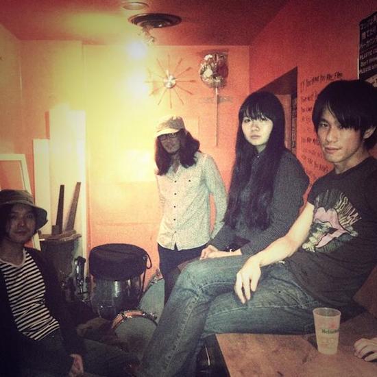 壊れかけのテープレコーダーズが「紛れもないロック」な新アルバム発売