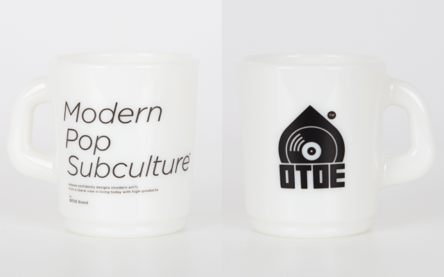 OTOE Brandより、モダン・ポップな2014SS新作Tシャツ登場