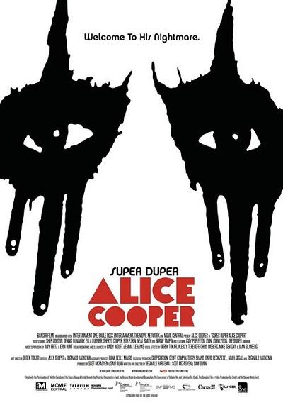 『超絶!衝撃!アリス・クーパーの世界』一夜限りのスペシャル上映