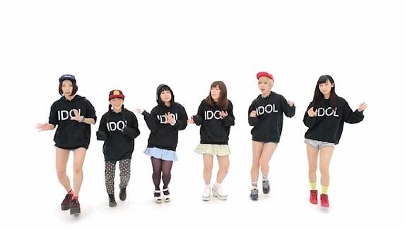 BiS、「ハッピー」日本版ミュージック・ビデオで踊り狂う