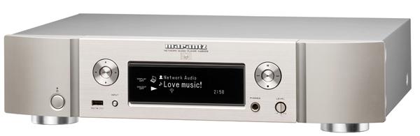 マランツがDSD対応のUSB-DAC / ネットワーク・オーディオを発表
