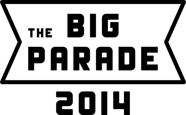 新型複合フェス〈THE BIG PARADE 2014〉代官山を舞台に開催