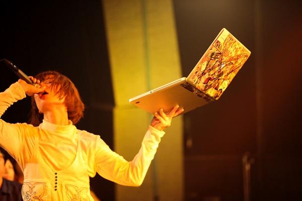後藤まりこ、AXワンマン・ライヴで全楽曲披露を宣言