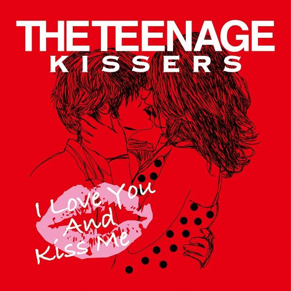 THE TEENAGE KISSERS、1stフル・アルバム『VIRGIN FIELD』をリリース